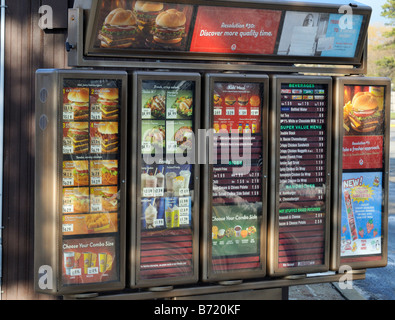 Fast Food Drive Thru Call Center