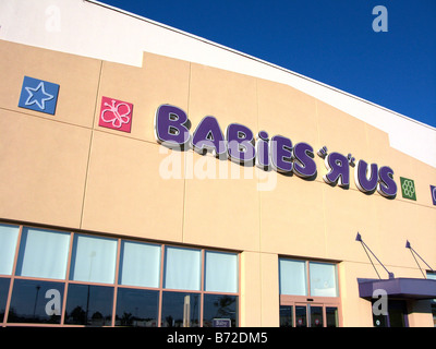 Toys R Us Babies R Us store Stock Photo, Royalty Free ...