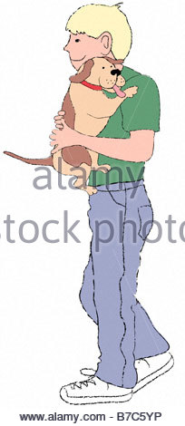 Pet Adoption - Stock Photo