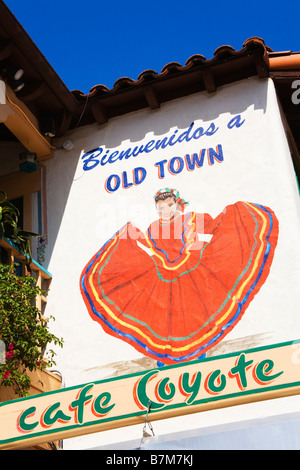 Old Town San Diego Cafe Coyote Y Cantina