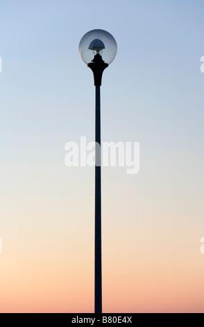 Street lamp - Stock Photo