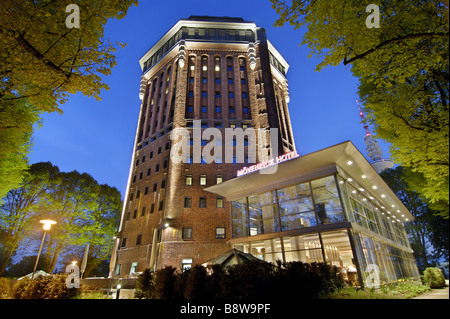 moevenpick hotel hamburg germany europe stock photo 18700572 alamy. Black Bedroom Furniture Sets. Home Design Ideas