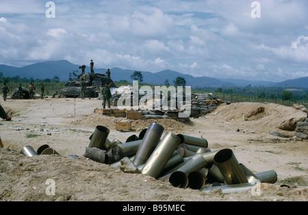 Vietnam War Central Highlands Montagnard Hill Tribe Man