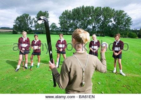 Mature coach testing her new cheerleadersf70 - 2 8