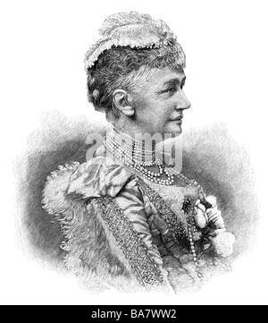 louise of hesse kassel 1817 1898 german princess and. Black Bedroom Furniture Sets. Home Design Ideas