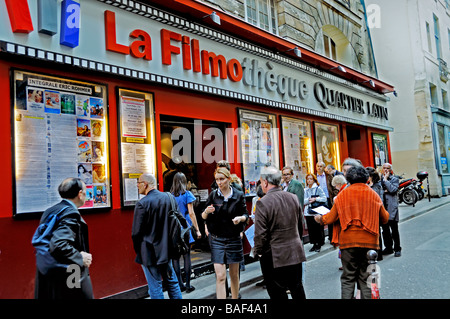 Paris france french independent cinema theater inside for Inside french movie