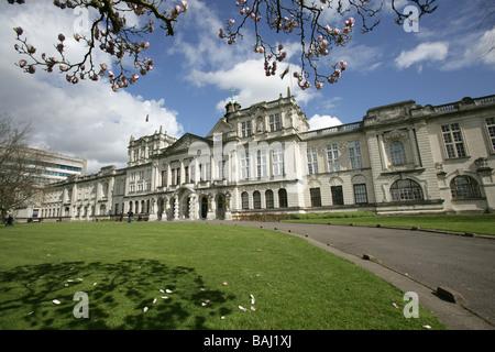 Cardiff University Glamorgan Building