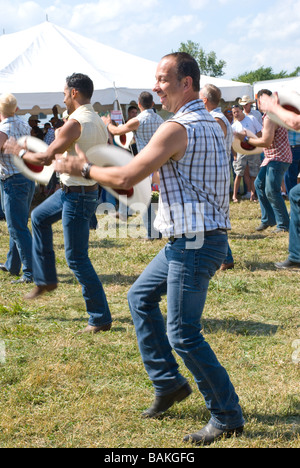 Dancing gay line