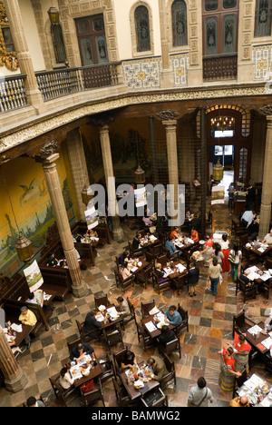 Sanborns restaurant house of tiles mexico city mexico for Sanborns de los azulejos mexico city