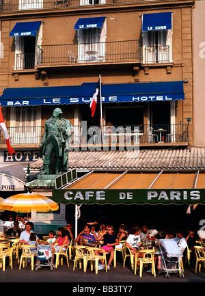 Restaurant Le Caf Ef Bf Bd France  Ef Bf Bd Cassis