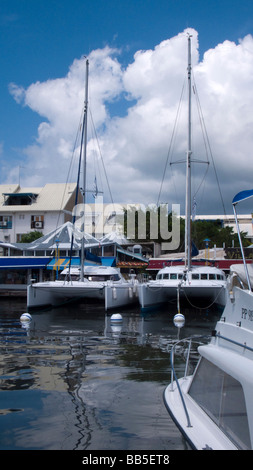 Marina royale marigot st martin fwi stock photo royalty - Marina port la royale marigot st martin ...