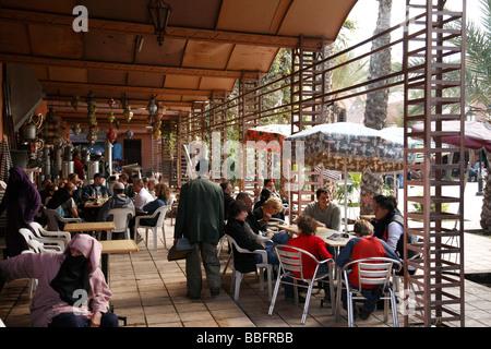 Restaurant Place Des Ferblantiers Marrakech