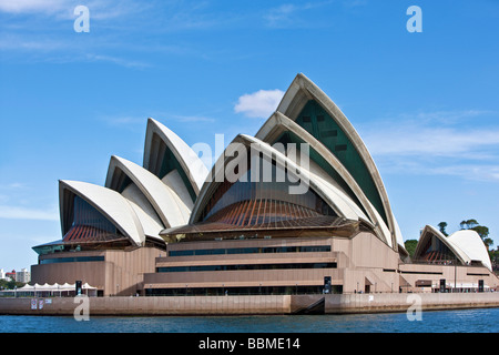 Australia New South Wales. The iconic Sydney Opera House. - Stock Photo