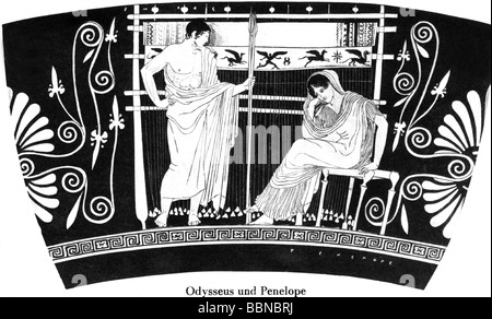 oddyseus as a hero In homer's odyssey, penelope (/ p ə ˈ n ɛ l ə p iː / pə-nel-ə-pee greek: πηνελόπεια, pēnelópeia, or greek: πηνελόπη, pēnelópē) is the wife of odysseus, who is known for her fidelity to odysseus while he was absent, despite having many suitorsher name has therefore been traditionally associated with marital fidelity.