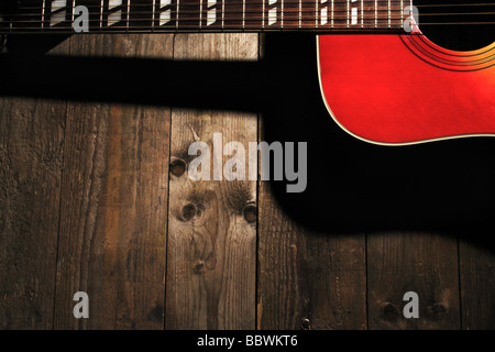 Musical Instrument guitar abstract. - Stockfoto