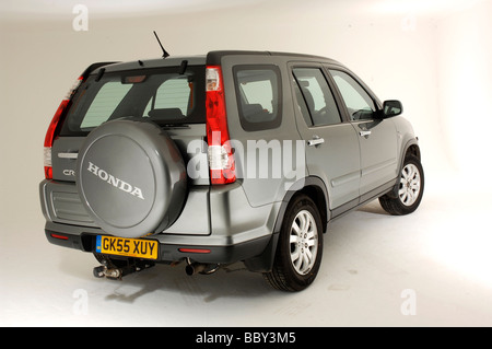 Honda CRV 2005 - Stock Photo