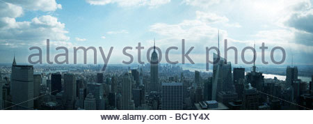 NYCPanorama - Stock Photo