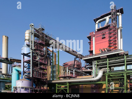 industry metal steel krupp plant in essen 1865 factory mining stock photo royalty free. Black Bedroom Furniture Sets. Home Design Ideas