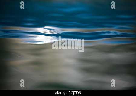 Ripples on water - Stock Photo