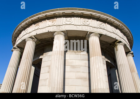 World War Two Memorial, Atlantic City, New Jersey, USA - Stock Photo