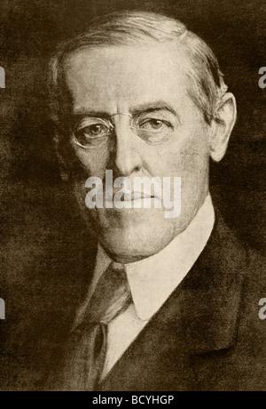 Woodrow Wilson Net Worth