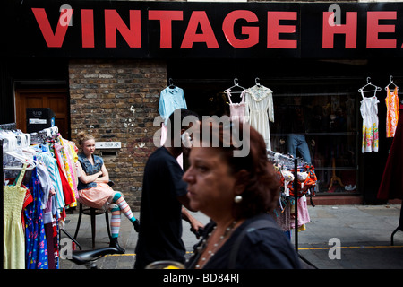 vintage clothes shop brick spitalfields tower