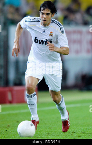Kaka (Brasil), player of spanish soccer club Real Madrid, during a match vs. Borussia Dortmund. - Stock Photo