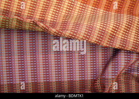 colorful fabric - Stockfoto