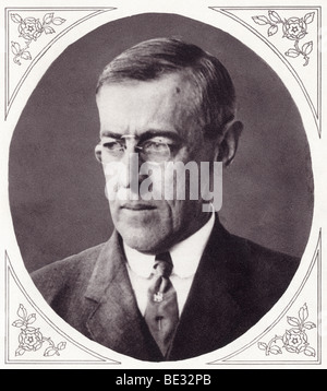 Woodrow Wilson: A brief portrait of the 28th President of the United States