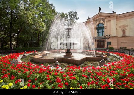 Bielsko-Biala, Silesia region, Poland - Stock Photo