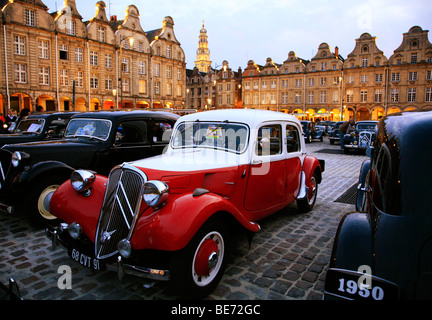 classic citroen traction avant france stock photo royalty free image 52713851 alamy. Black Bedroom Furniture Sets. Home Design Ideas
