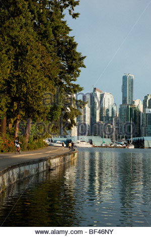 how to go to waterfront park in north vancouver