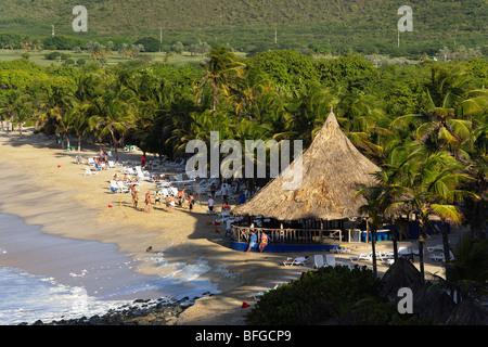 Beach chairs at playa de las teresitas near san andres tenerife stock photo 79498722 alamy - Hotel las dunas puerto ...