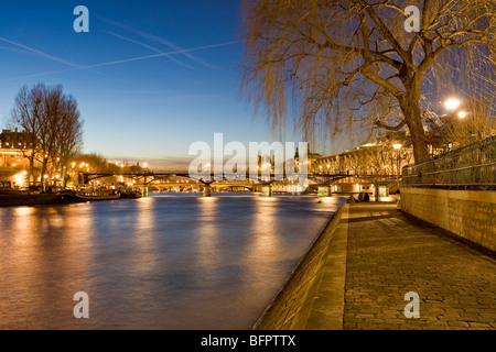 ILE DE LA CITE, PARIS - Stock Photo