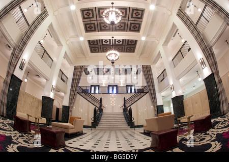 Art Deco Interior Of American Hotel Amsterdam