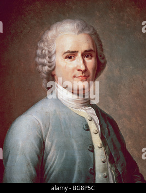 The life of jean jacques rousseau an 18th century philosopher writer and composer
