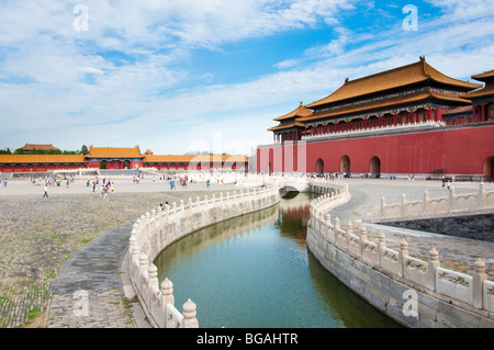The Forbidden City, Beijing, China. - Stockfoto
