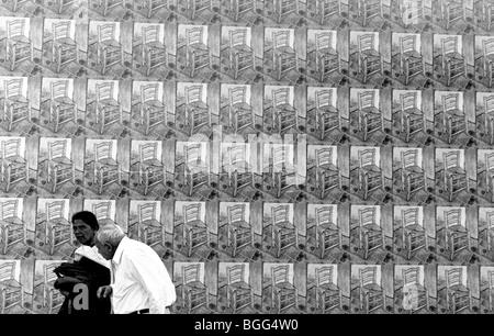 Vincent van Gogh backdrop - Stockfoto
