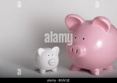 piggy bank savings - Stockfoto