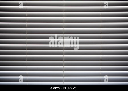 Venetian blinds - Stock Photo