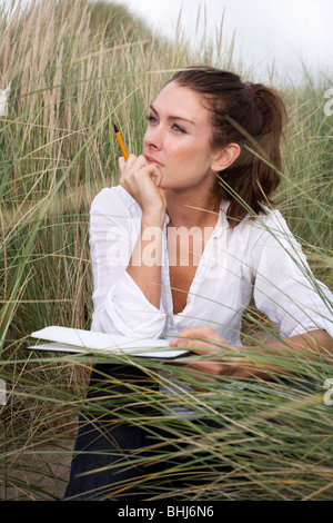 Active Girl - Stock Photo