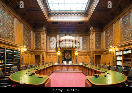 interior of city hall the mayors office the gla greater london stock photo royalty free image. Black Bedroom Furniture Sets. Home Design Ideas