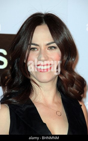 MAGGIE SIFF PUSH LOS ANGELES PREMIERE LOS ANGELES CA USA 29 January 2009 - Stock Photo