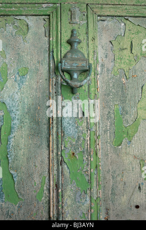 Old Door - Stock Photo