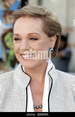 DAME JULIE ANDREWS SHREK 2 L.A. FILM PREMIERE WESTWOOD LOS ANGELES USA 08 May 2004 - Stock Photo