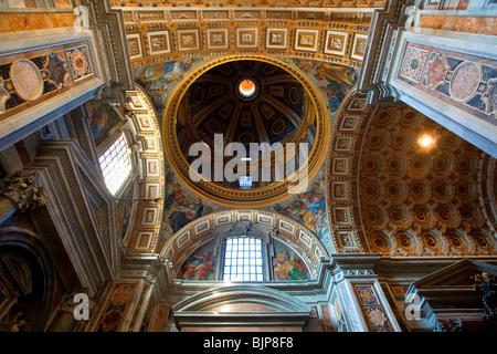 St Peter's Basilica, Rome - Stock Photo