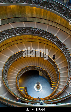 The Vatican Museums Vatican City Rome Italy Stock Photo