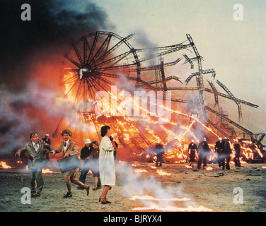 THE HINDENBURG - 1975 Universal/Filmmakers production - Stock Photo