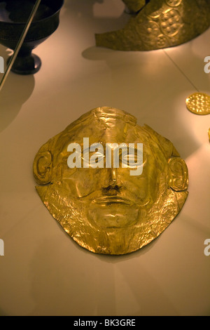 """art history mask of agamemnon The exhibition spans over 5,000 years of greek history and culture and  arts  and literature, mathematics, architecture, medicine and sports, is clearly  illustrated in the exhibition  gold replica of the """"mask of agamemnon."""