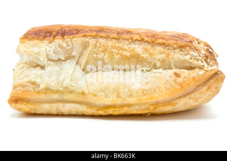 Golden Sausage Roll made from sausage meat and flaky puff pastry. - Stockfoto
